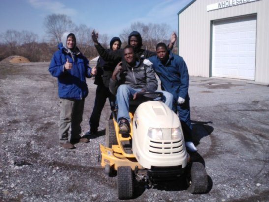 YIT Building and Maintenance Crew